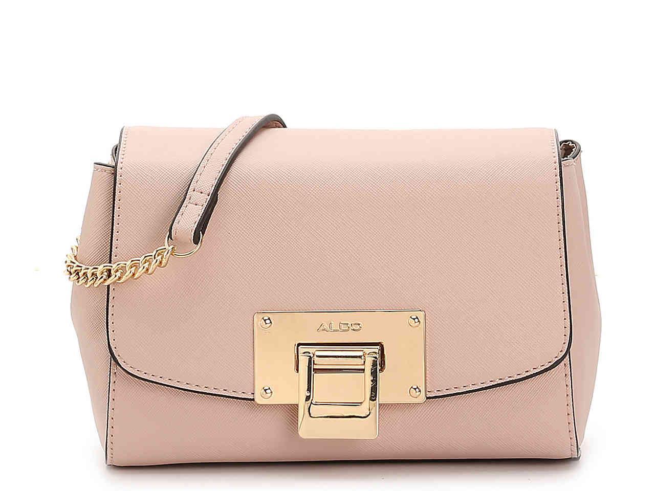 7f7714a4af4 Lyst - ALDO Rotella Crossbody Bag in Pink