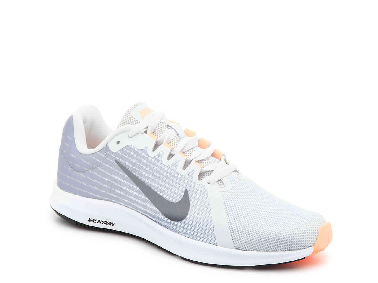 7bb2acf22a2 Lyst - Nike Downshifter 8 Lightweight Running Shoe in White