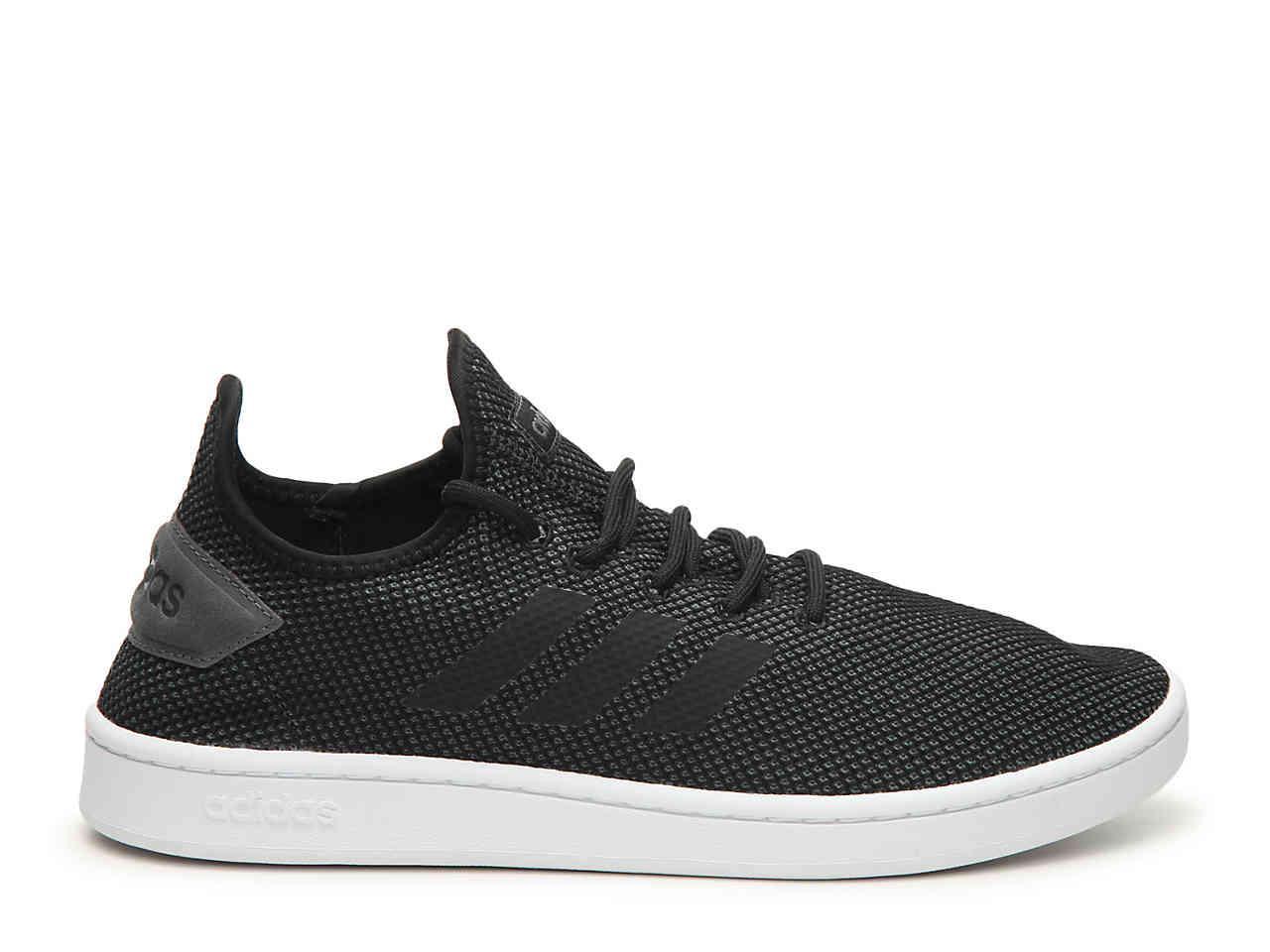 adidas Court Adapt Sneaker in Black/Grey (Black) for Men - Lyst
