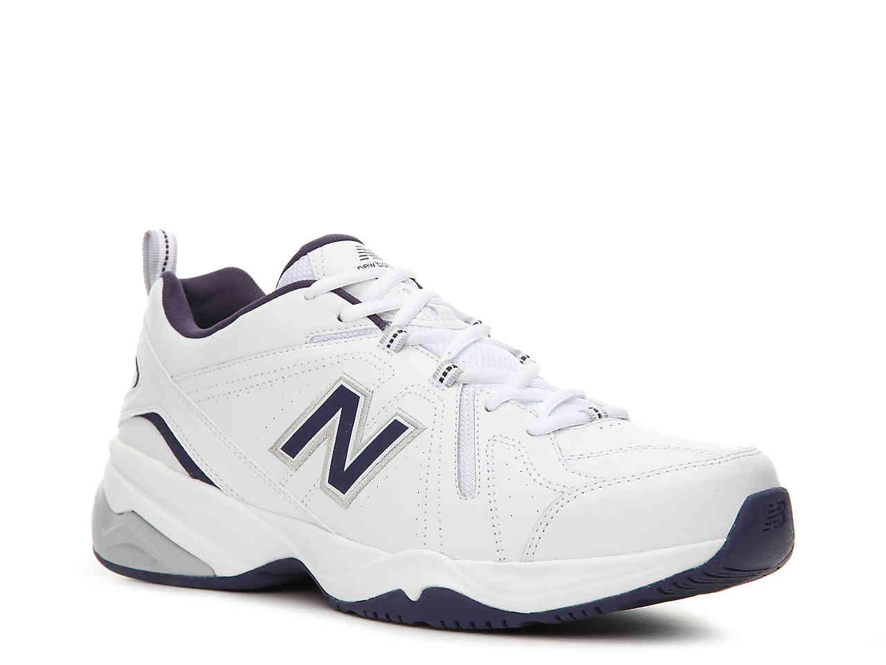 a77cc7b2035f Lyst - New Balance 608 V4 Training Shoe in White for Men