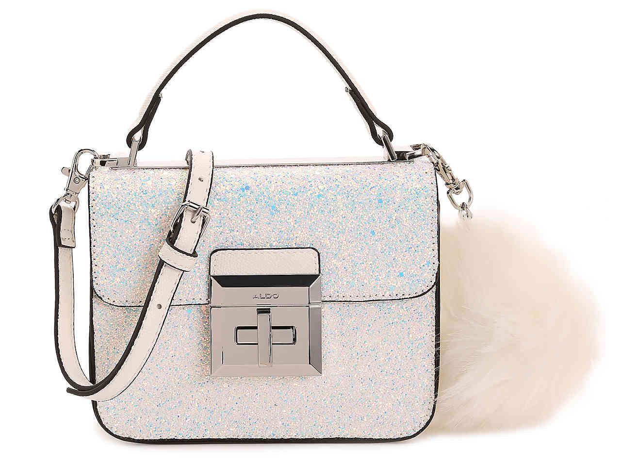 22d63872b8 ALDO Chiadda Crossbody Bag in White - Lyst