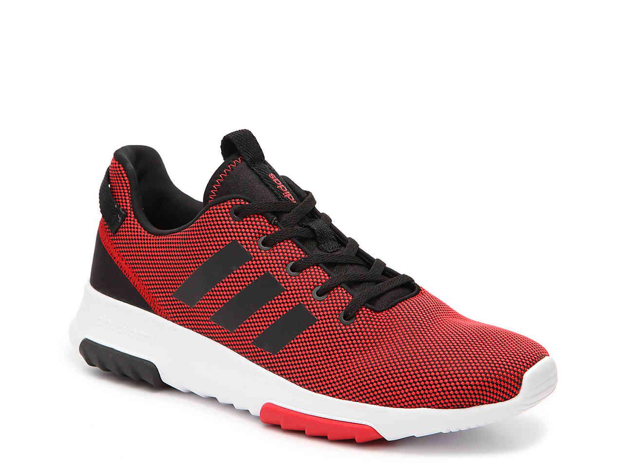 Adidas Red Cloudfoam Racer Tr Sneaker