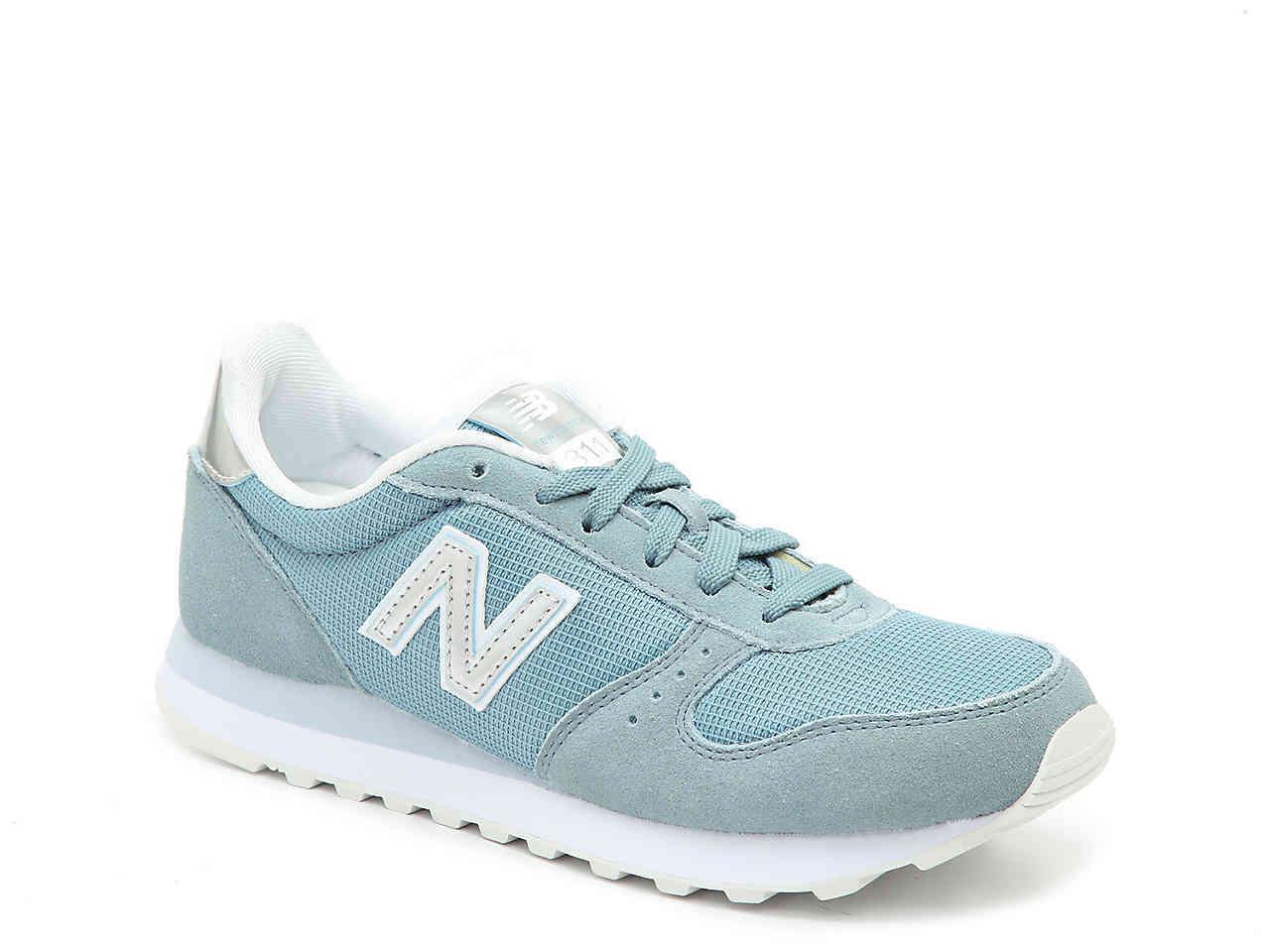 New Balance Fleece 311 Sneaker in Light Blue (Blue) - Lyst