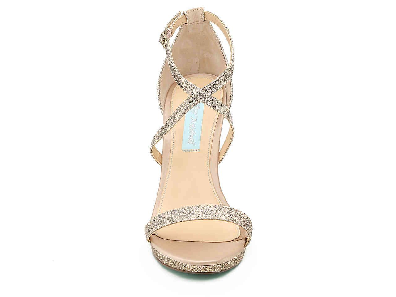 Betsey Johnson Dina Platform Sandal in