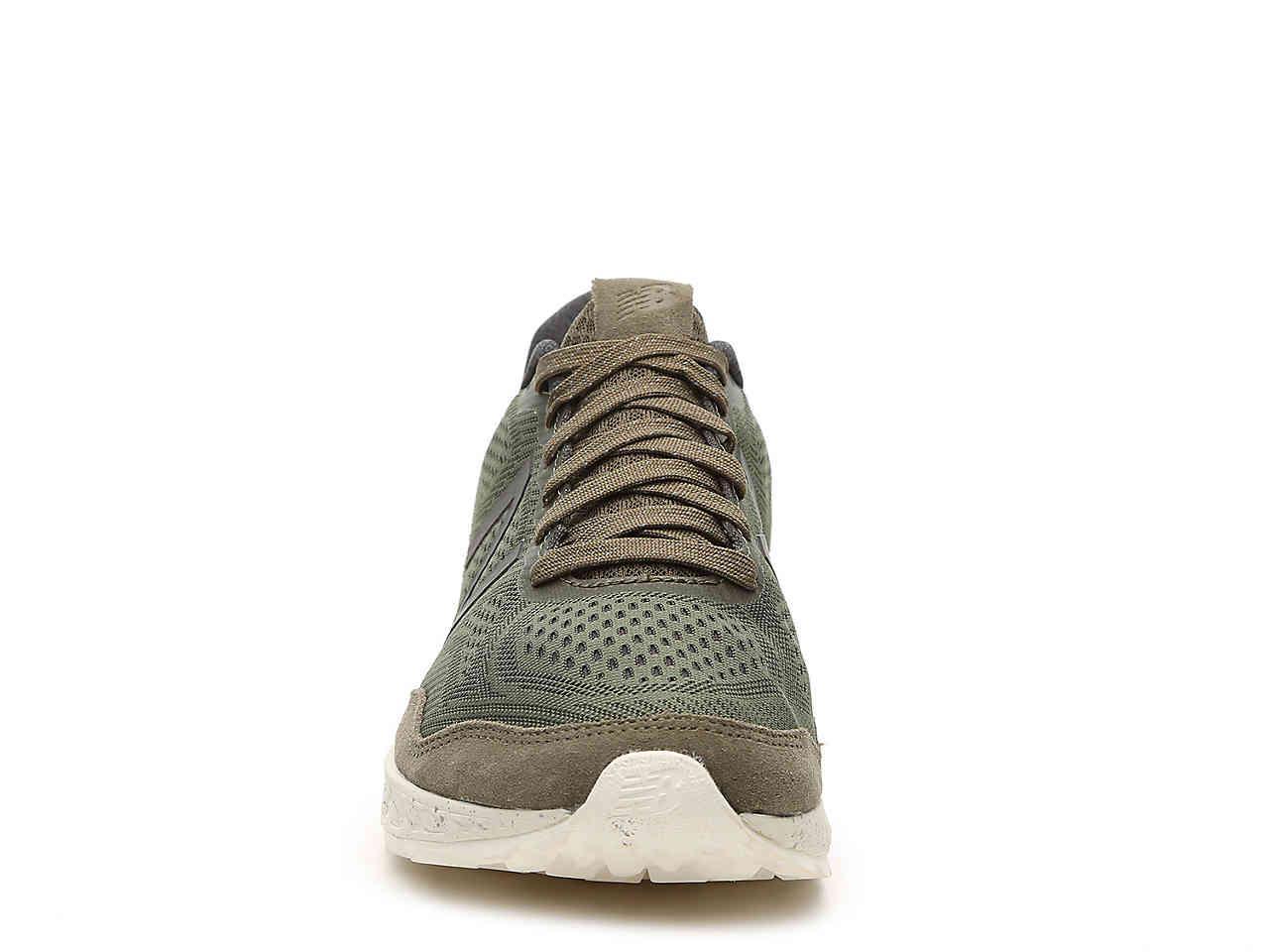 61c55c52271 New Balance Green Fresh Foam Gobi V2 Lightweight Trail Running Shoe for men