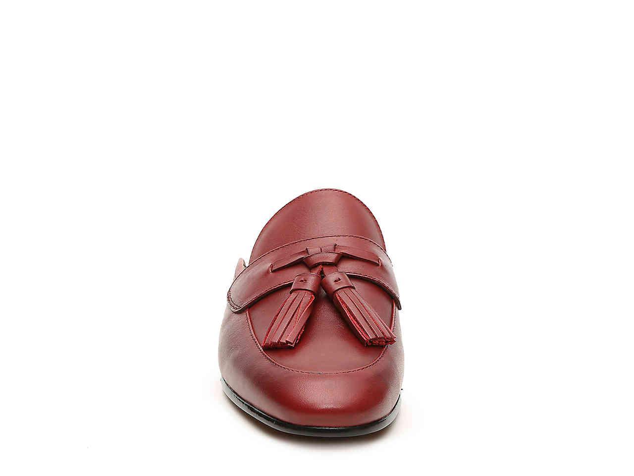 688c4979ff11 Sam Edelman - Red Slippers - Lyst. View fullscreen