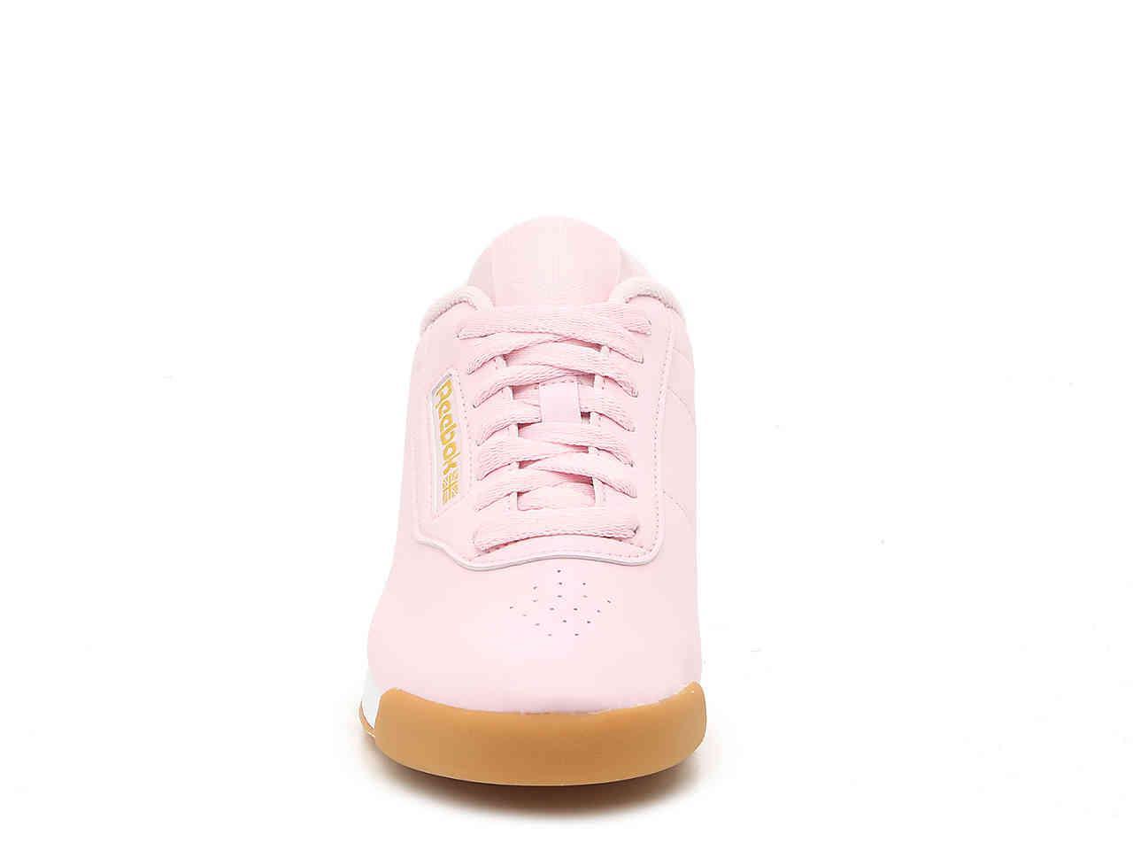 Reebok Rubber Princess Sneaker in Pink