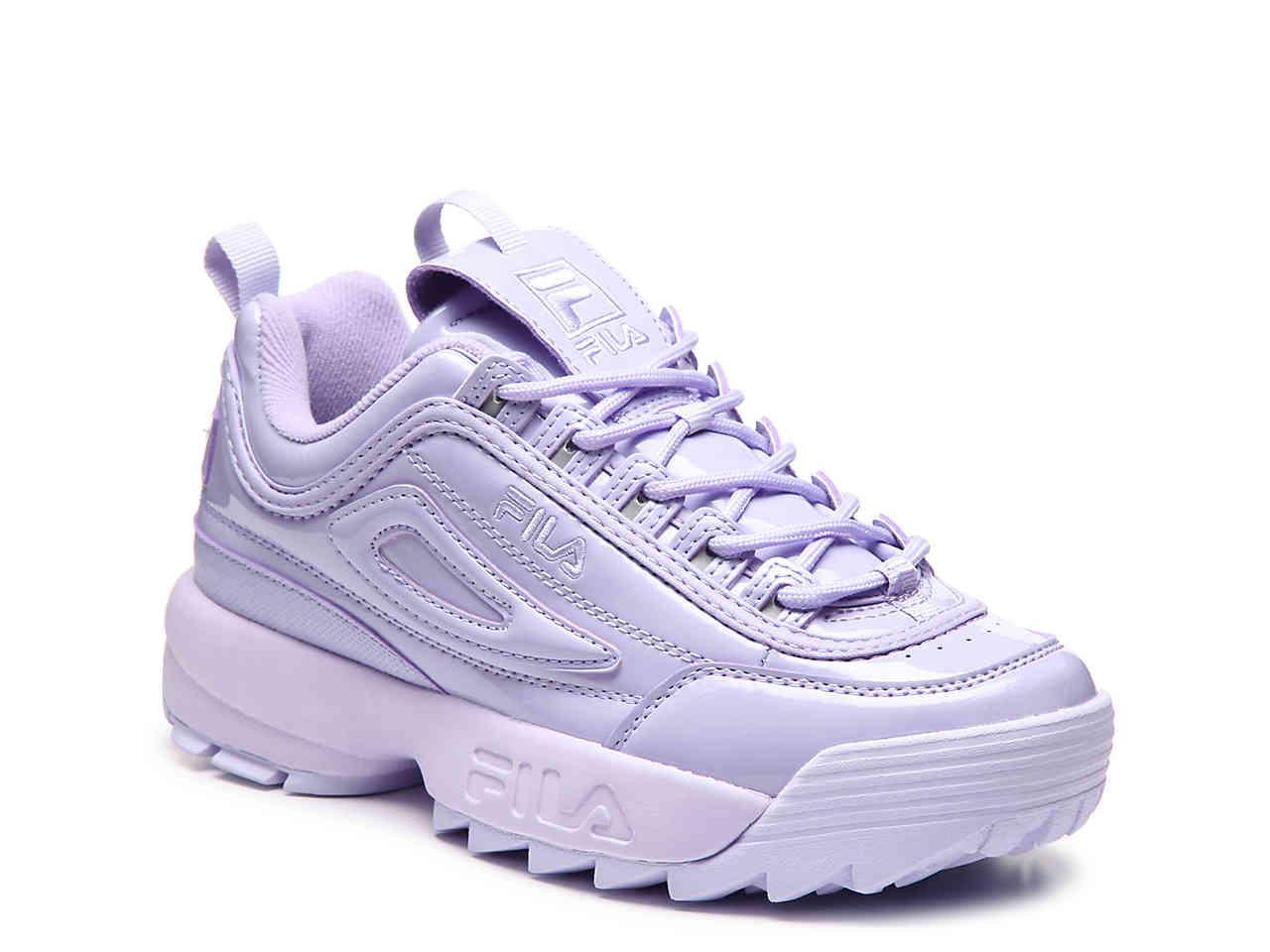 fila purple sneakers promo code for