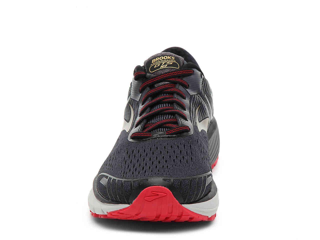 c33e3ba44b125 Lyst - Brooks Adrenaline Gts 18 Lightweight Running Shoe in Blue for Men