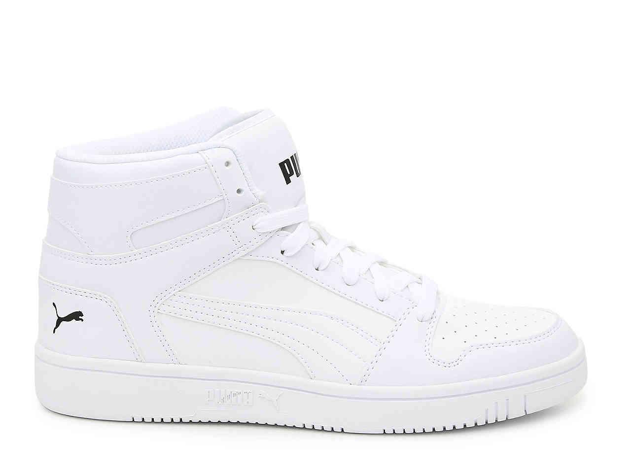 PUMA Rebound Layup Sl High-top Sneaker