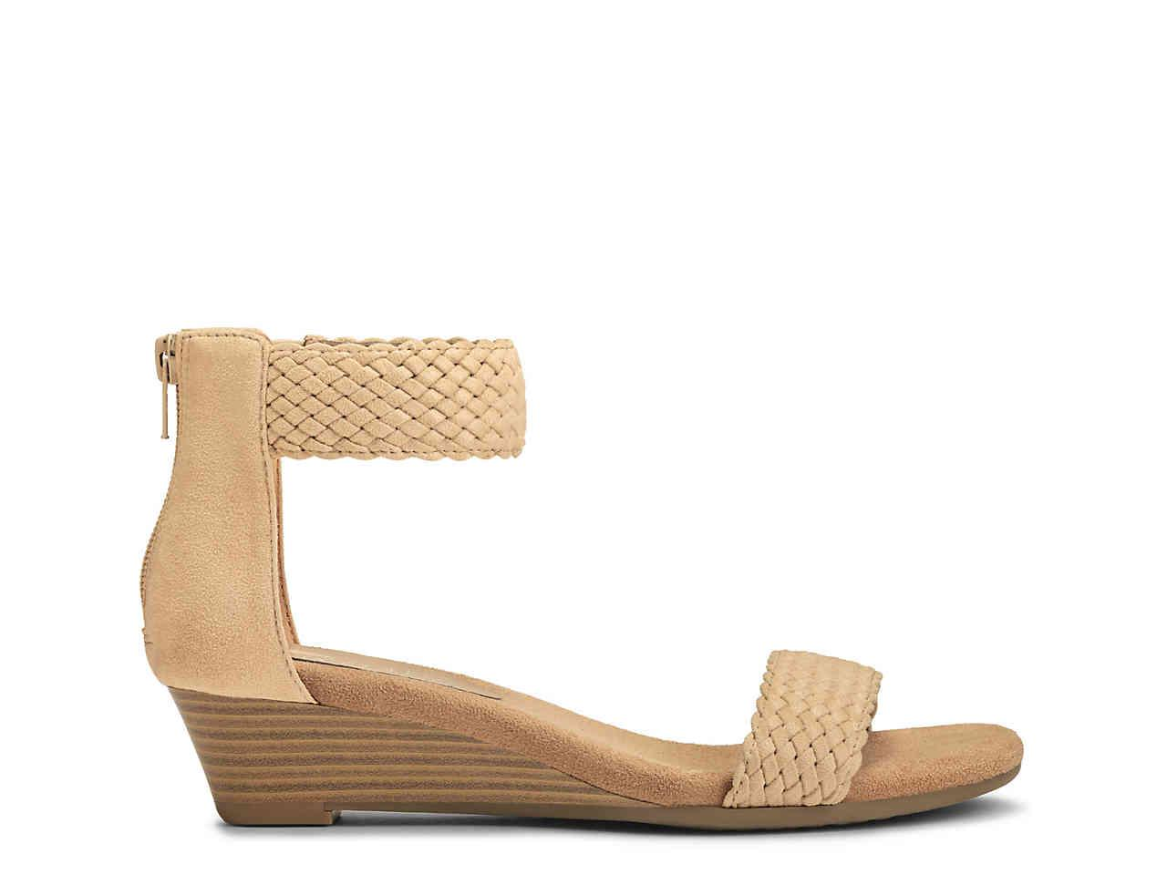 0c1dba876b3 Lyst - Aerosoles Yetroactive Wedge Sandal