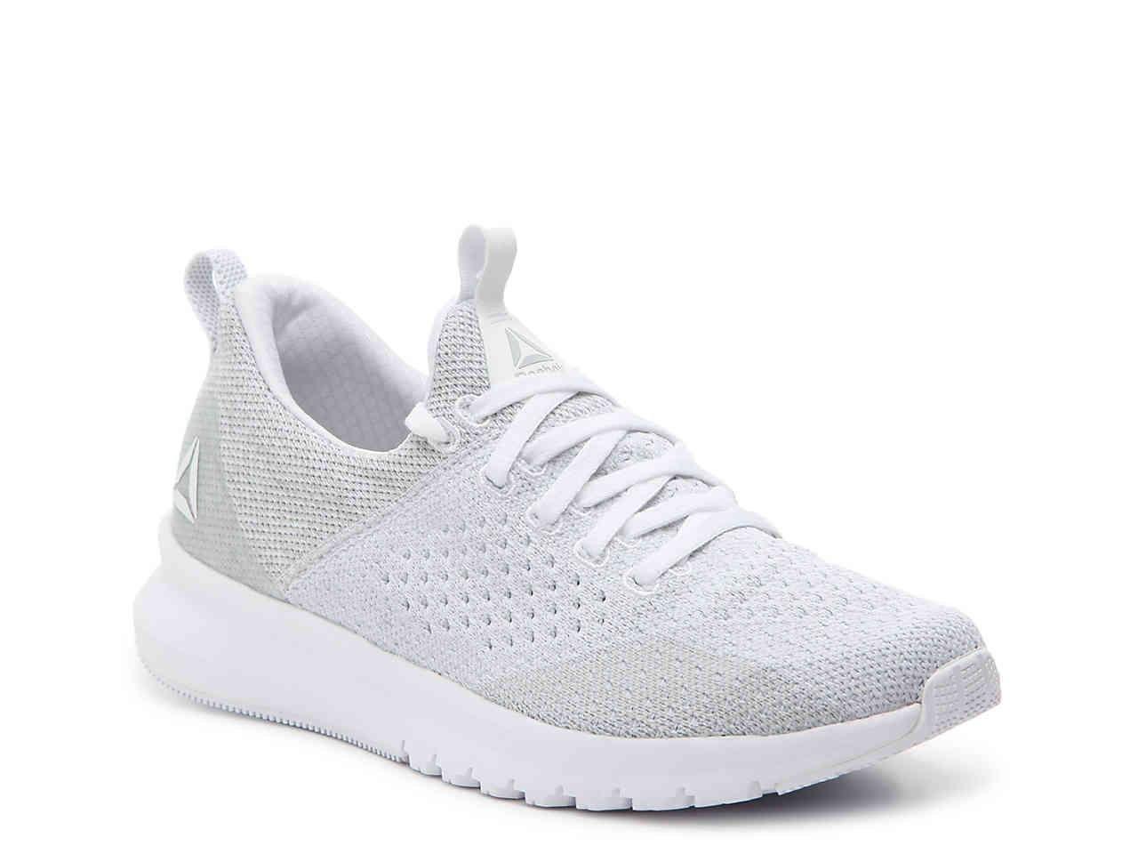 d0b7cd36d5d Lyst - Reebok Zprint Premier Ultraknit Lightweight Runing Shoe in White