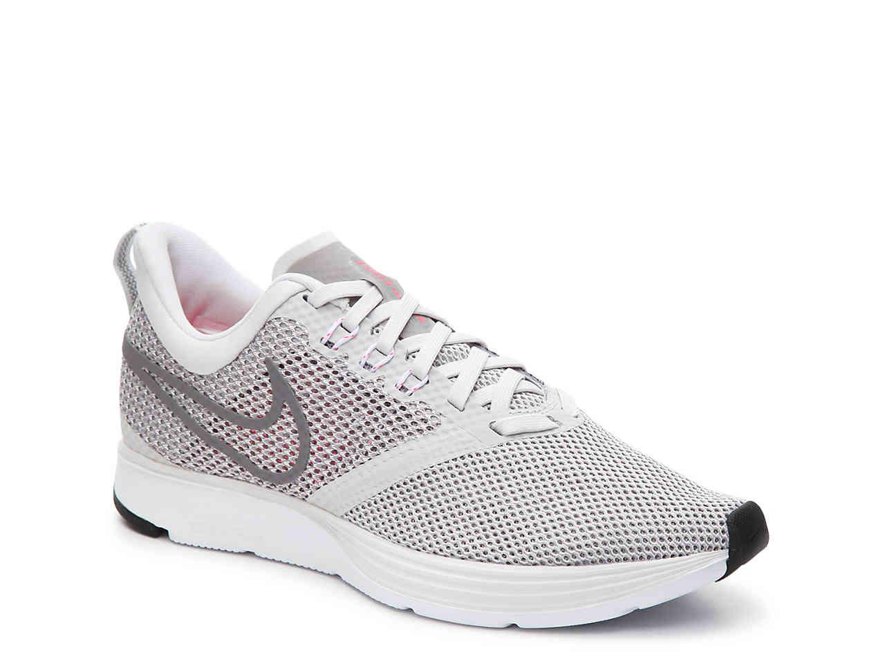 f1ff782857b4e buy air max motion sneaker acebc d88a1  sweden lyst nike zoom strike  lightweight running shoe in gray for men f3dba 28aa9
