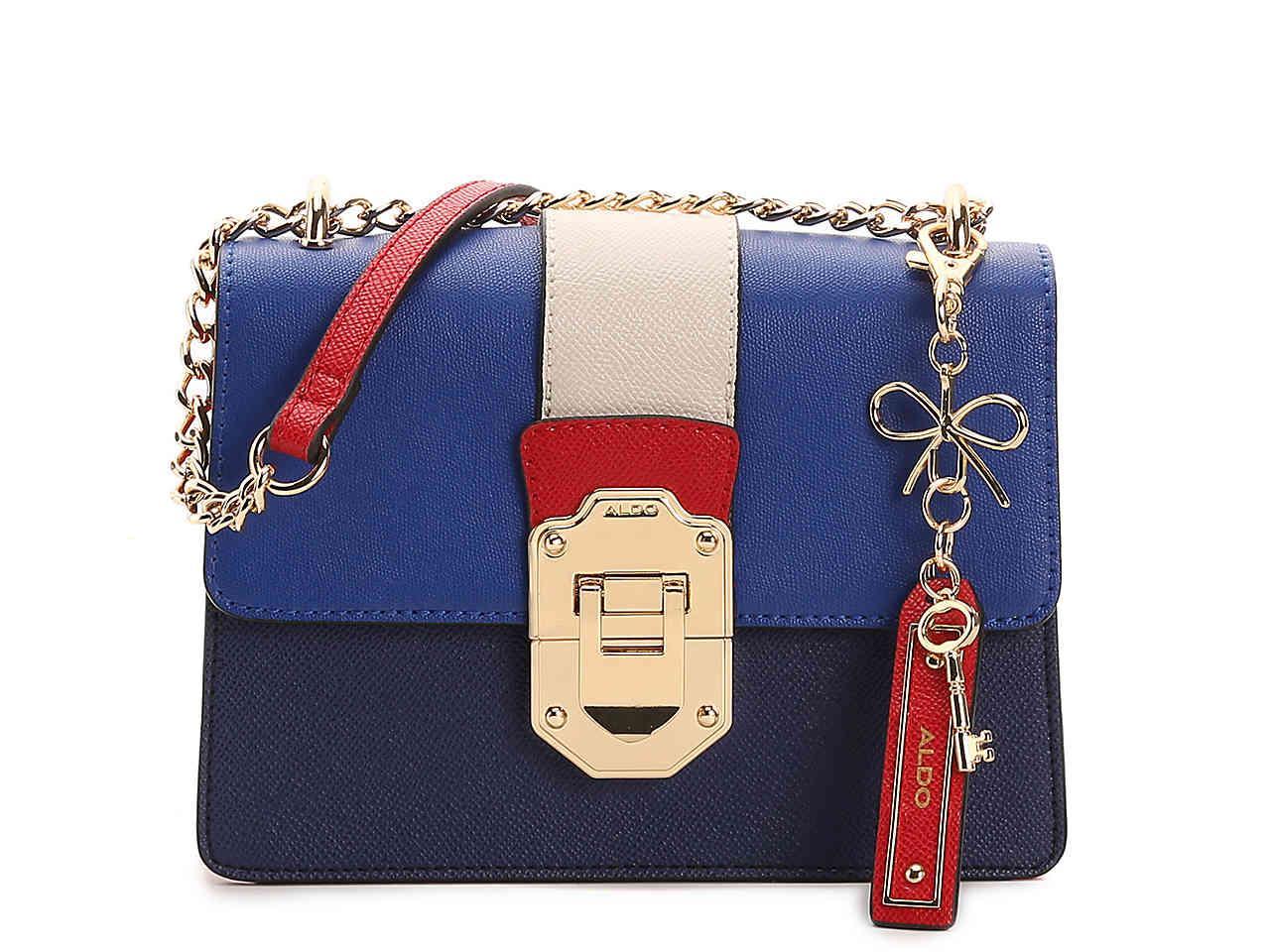 bf5a0f42e7e Lyst - ALDO Ulaliwen Crossbody Bag in Blue