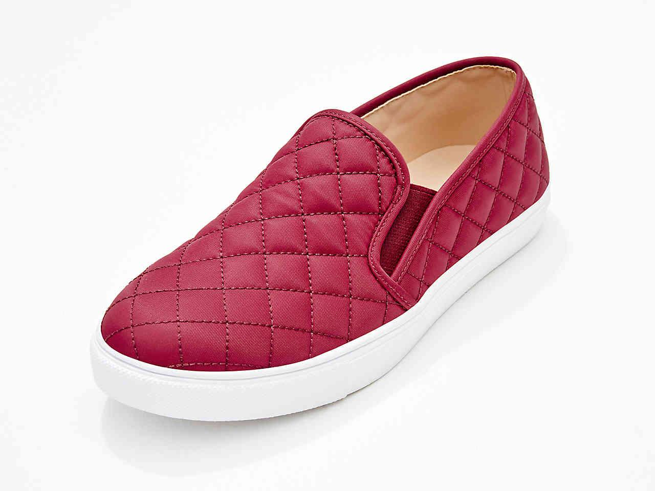 90976e32e074 Steve Madden - Red Ecentrcq Slip-on Sneaker - Lyst. View fullscreen
