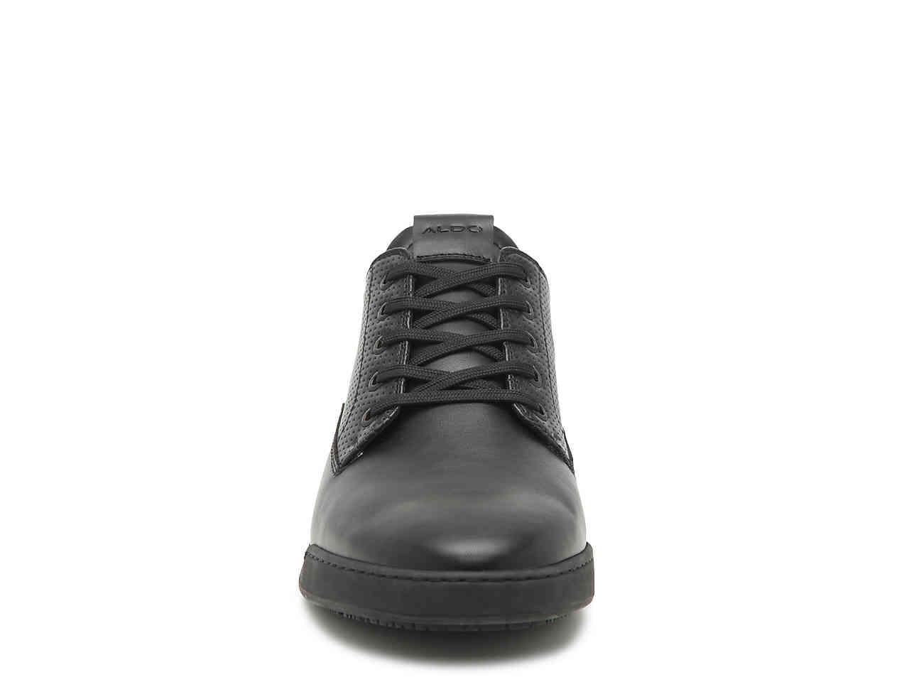 ALDO Aserrasien Work Shoe in Black for