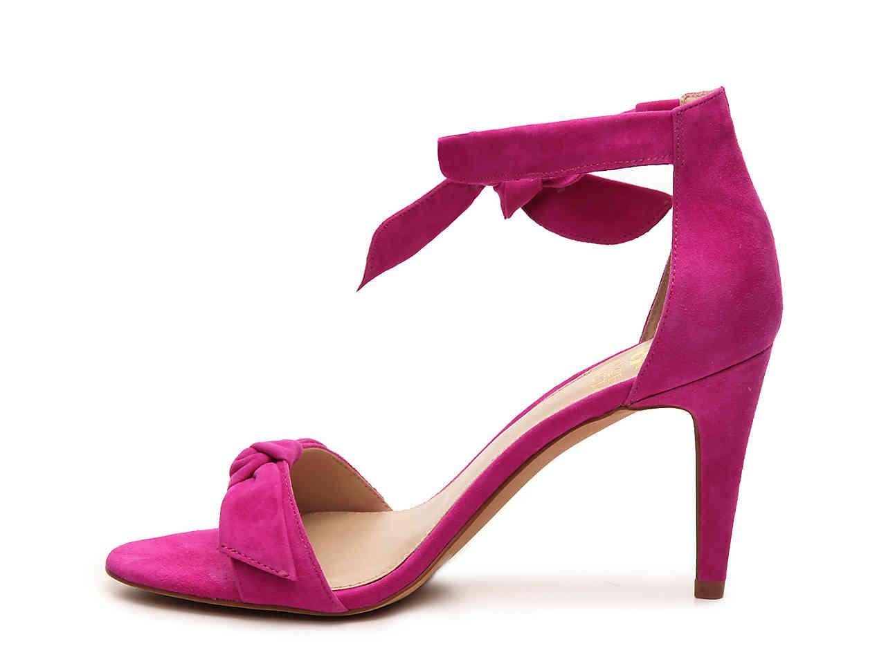 8e6cdf852ad Lyst - Vince Camuto Camylla Sandal in Pink