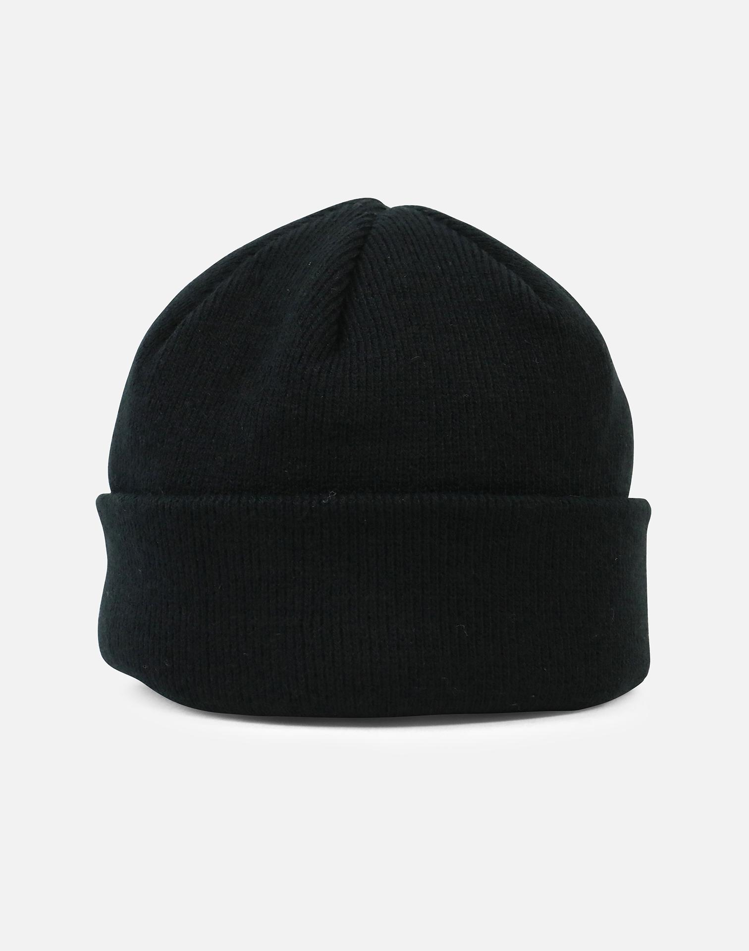 124cb56e073 Lyst - Adidas Starboard Knit Beanie in Black for Men