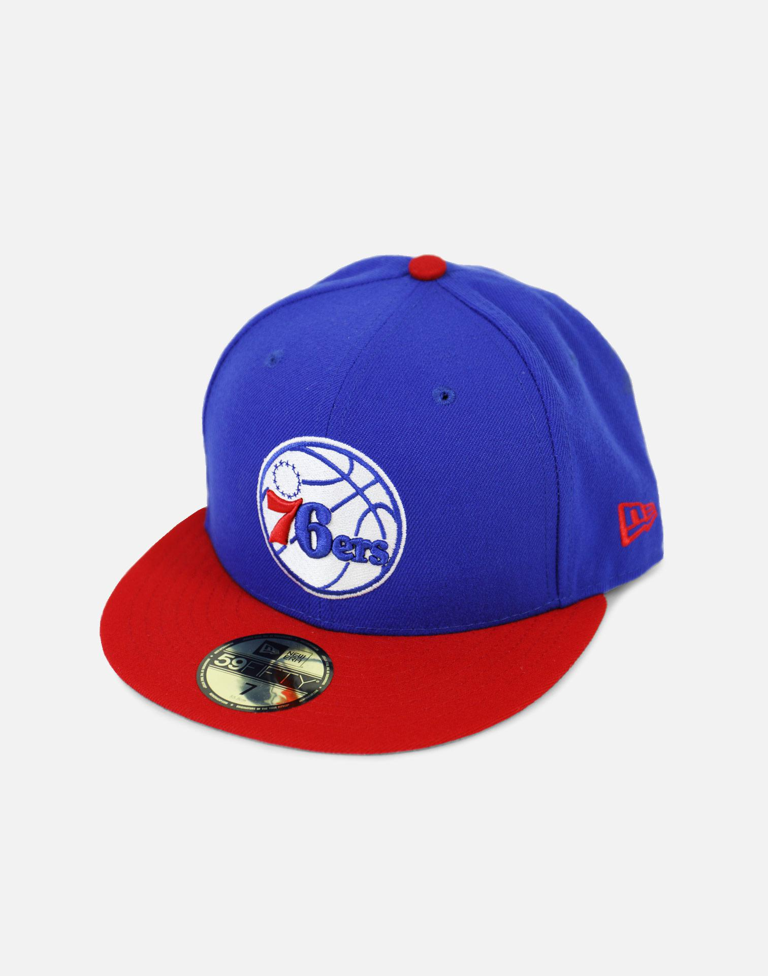 buy popular 6de4e 600c2 purchase philadelphia 76ers gray royal white red 59fifty fitted 91c5c d9863