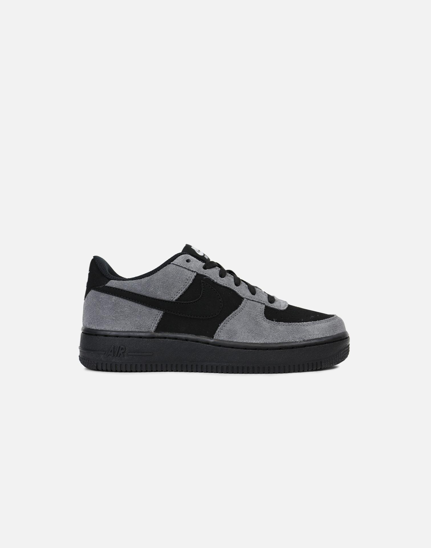 94e6166228f728 Nike Air Force 1 Low Grade-school in Gray for Men