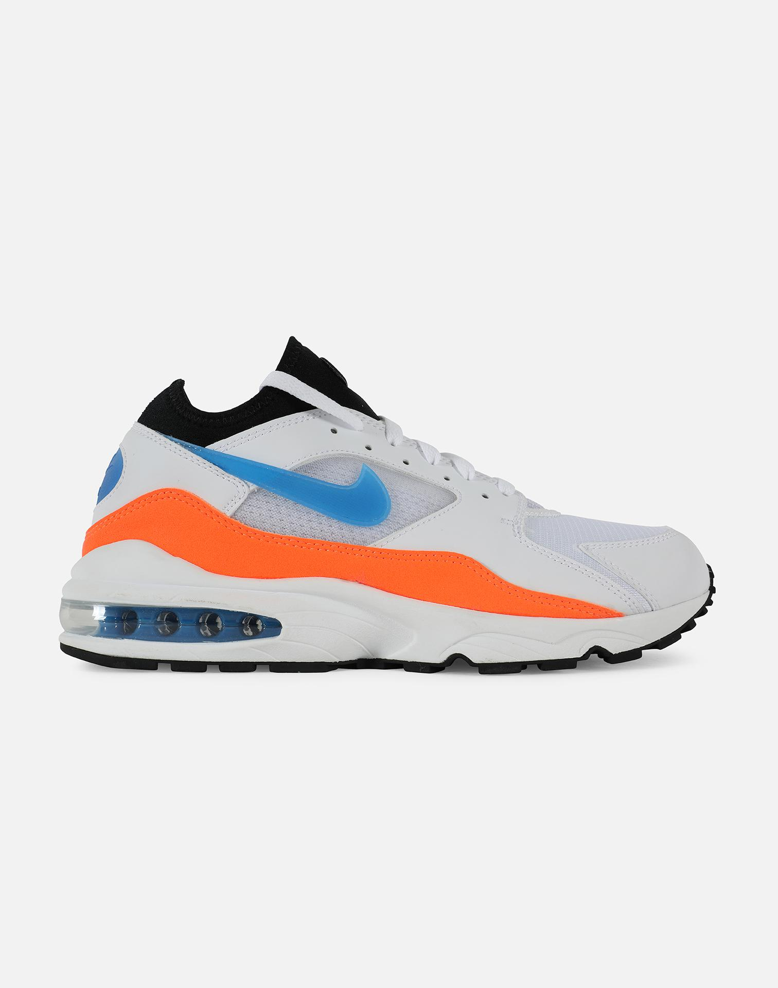 468573ebdb Lyst - Nike Air Max 93 in Blue for Men