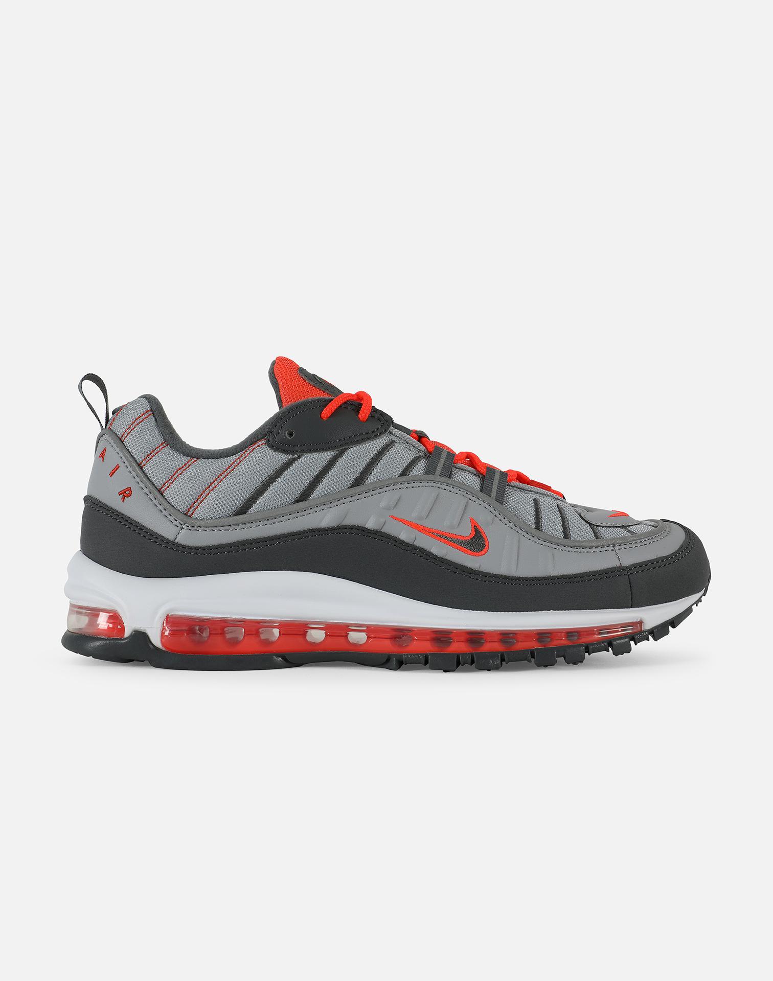 7e1c589ba59fe Lyst - Nike Air Max 98 in Gray for Men