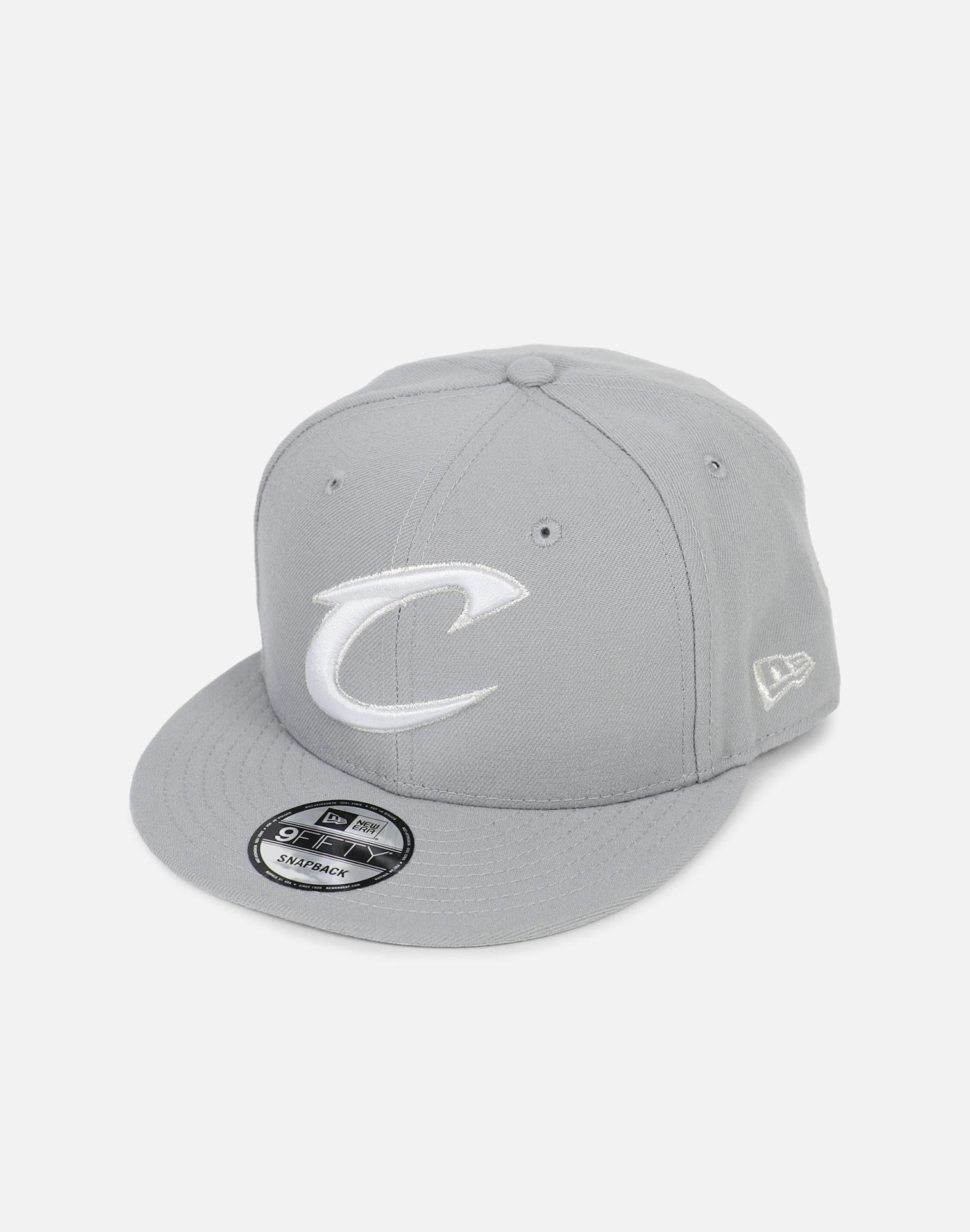 huge sale 2cc1d 13b62 Lyst - Ktz Cleveland Cavaliers  pure Money  Snapback Hat in Gray for Men