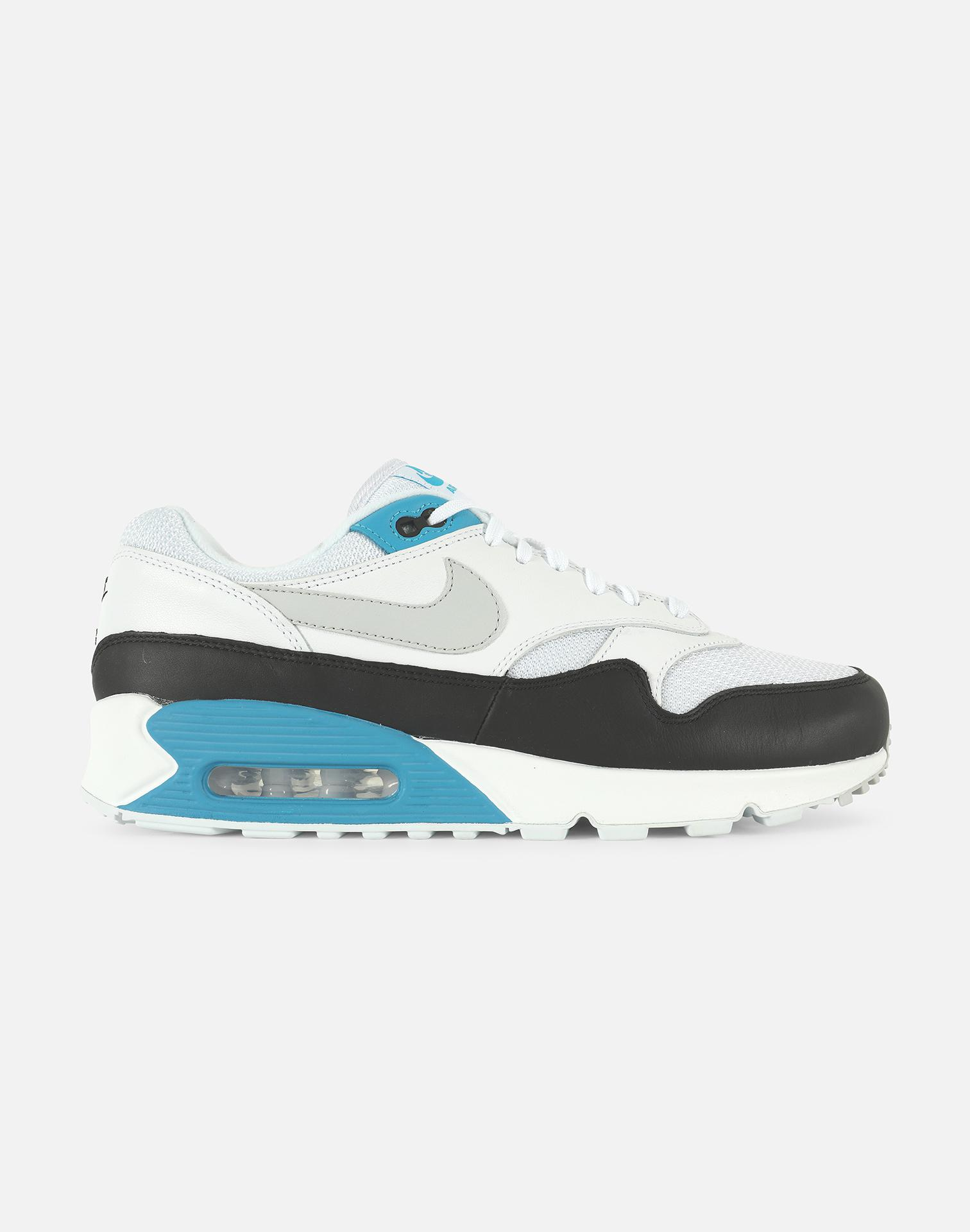 e272a9399f7 Lyst - Nike Air Max 90 1 in White for Men