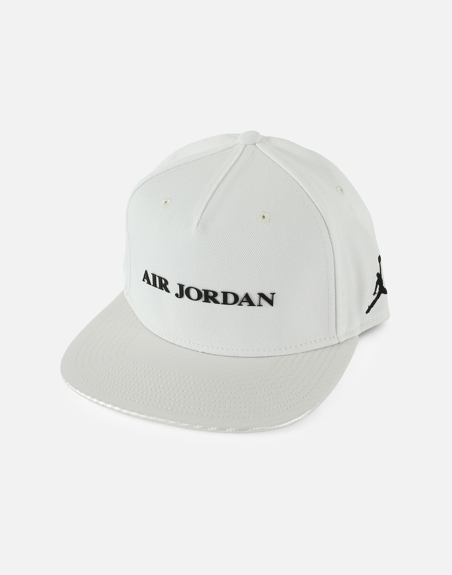 df9344fc5c5 Lyst - Nike Jumpman Pro Aj 10 Cap in White for Men