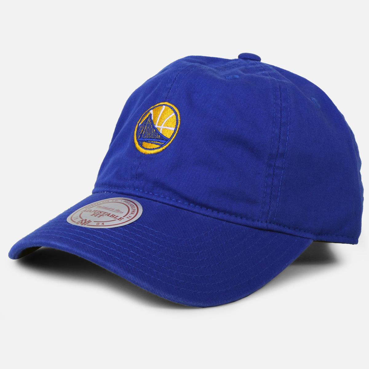 59b0c246 Lyst - Mitchell & Ness Team Logo Dad Hat-golden State Warriors in ...