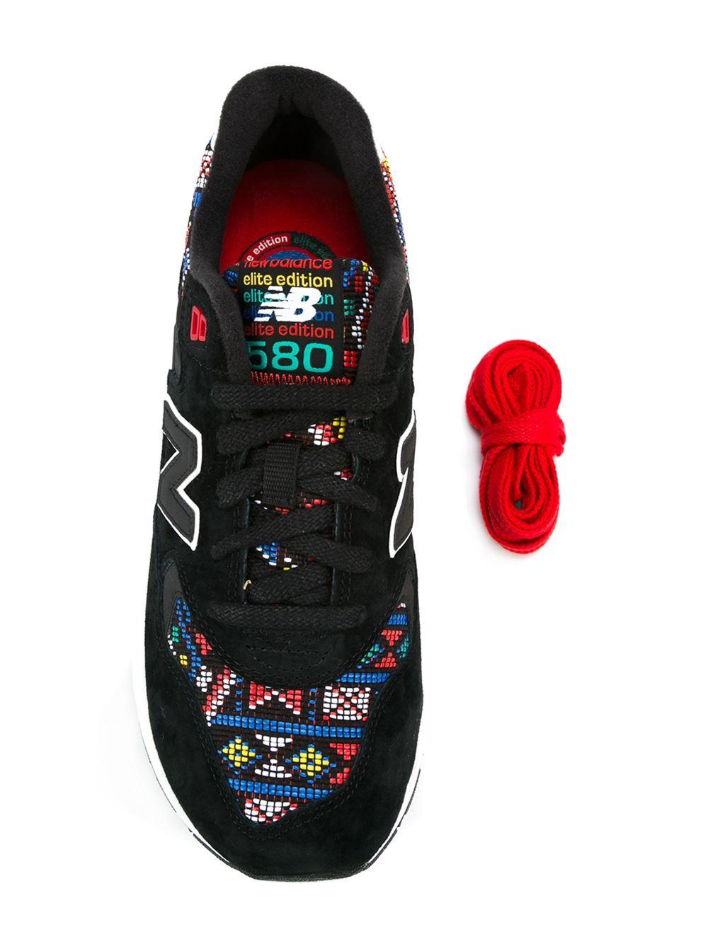 new balance 580 nere