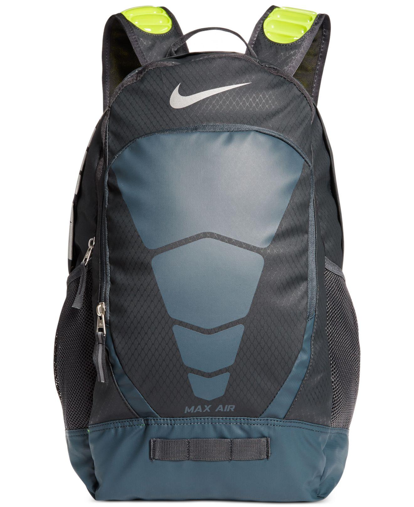 Nike Max Air Vapor Backpack in Gray for Men - Lyst