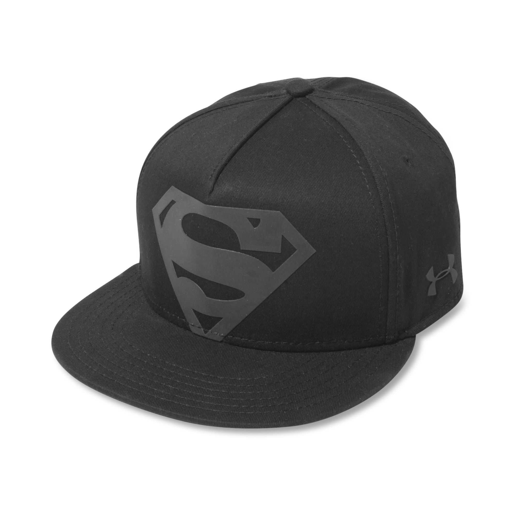 Lyst - Under Armour Superman Reflective Hat in Black for Men 960903f0fad