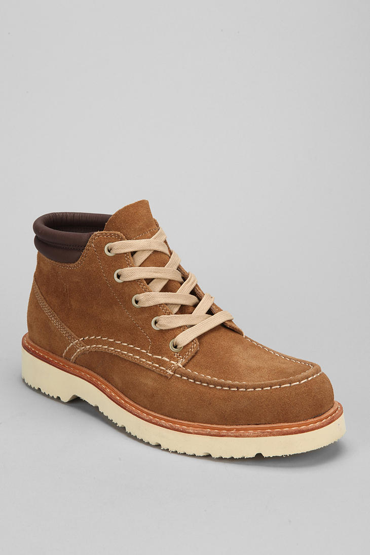 Timberland Abington Chukka Boot In Brown For Men Lyst