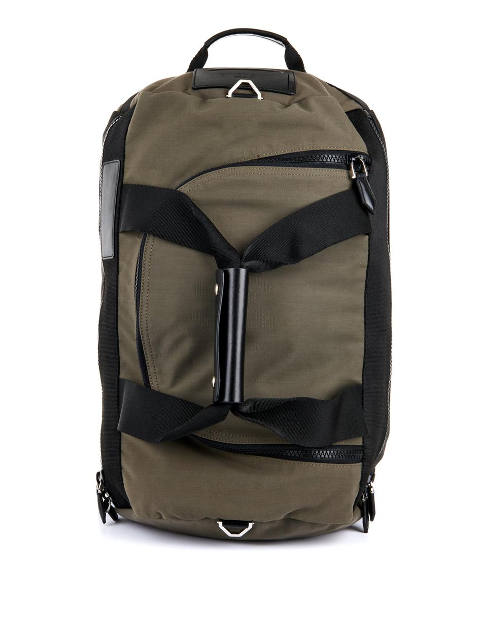 Givenchy The 17 Backpack In Green For Men Lyst