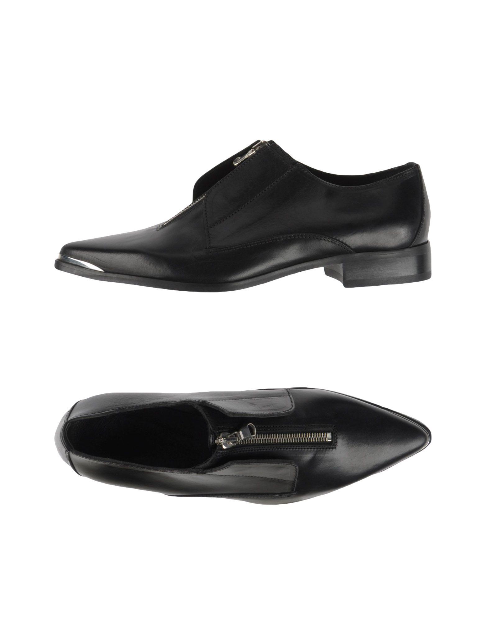 Diesel Black Gold Zip Brown Shoes