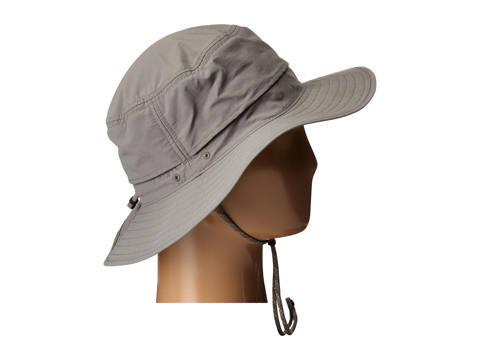 b9576d063 Men's Gray Horizon Breeze Brimmer Hat