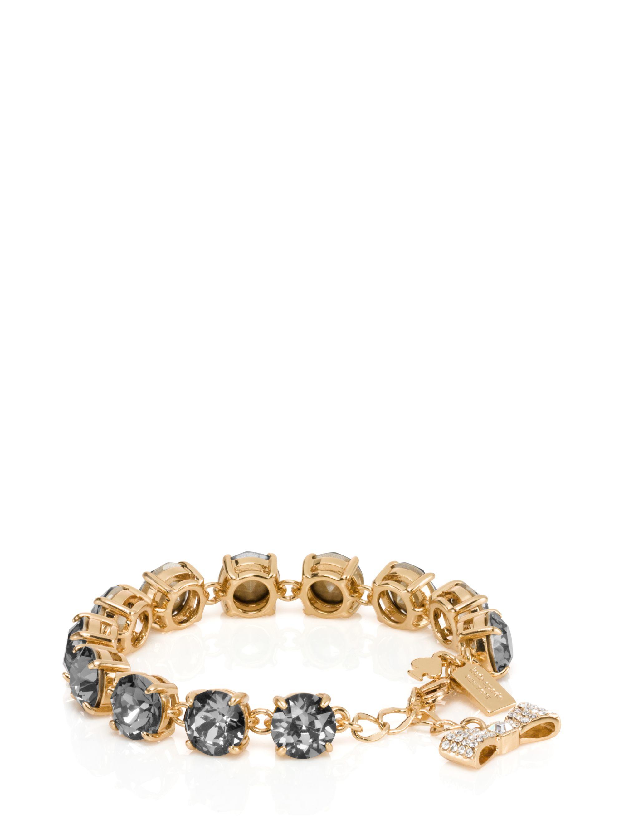 Lyst Kate Spade New York Fancy That Bracelet In Black