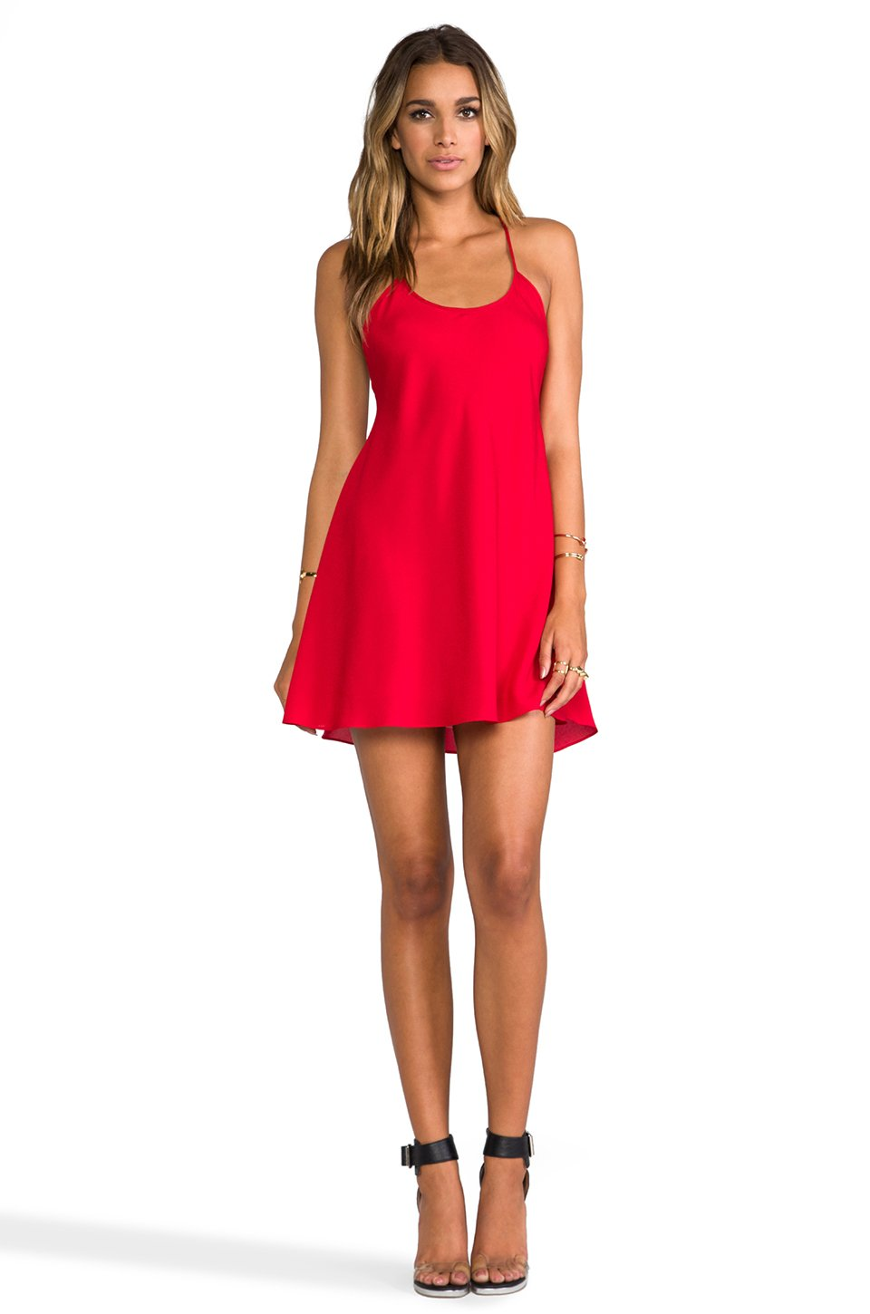 7443619f3 Red Babydoll Dress - The Best Style Dress In 2018
