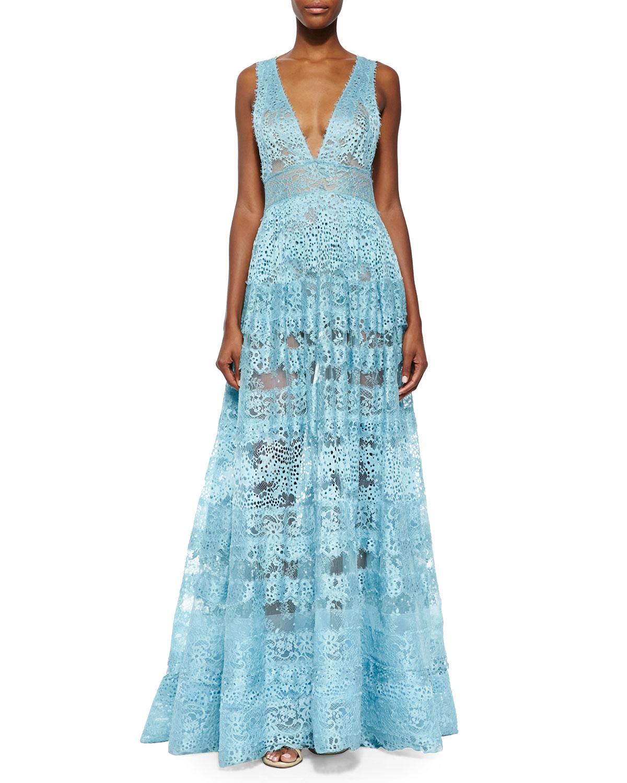 Elie Saab Backless Dress – Fashion dresses