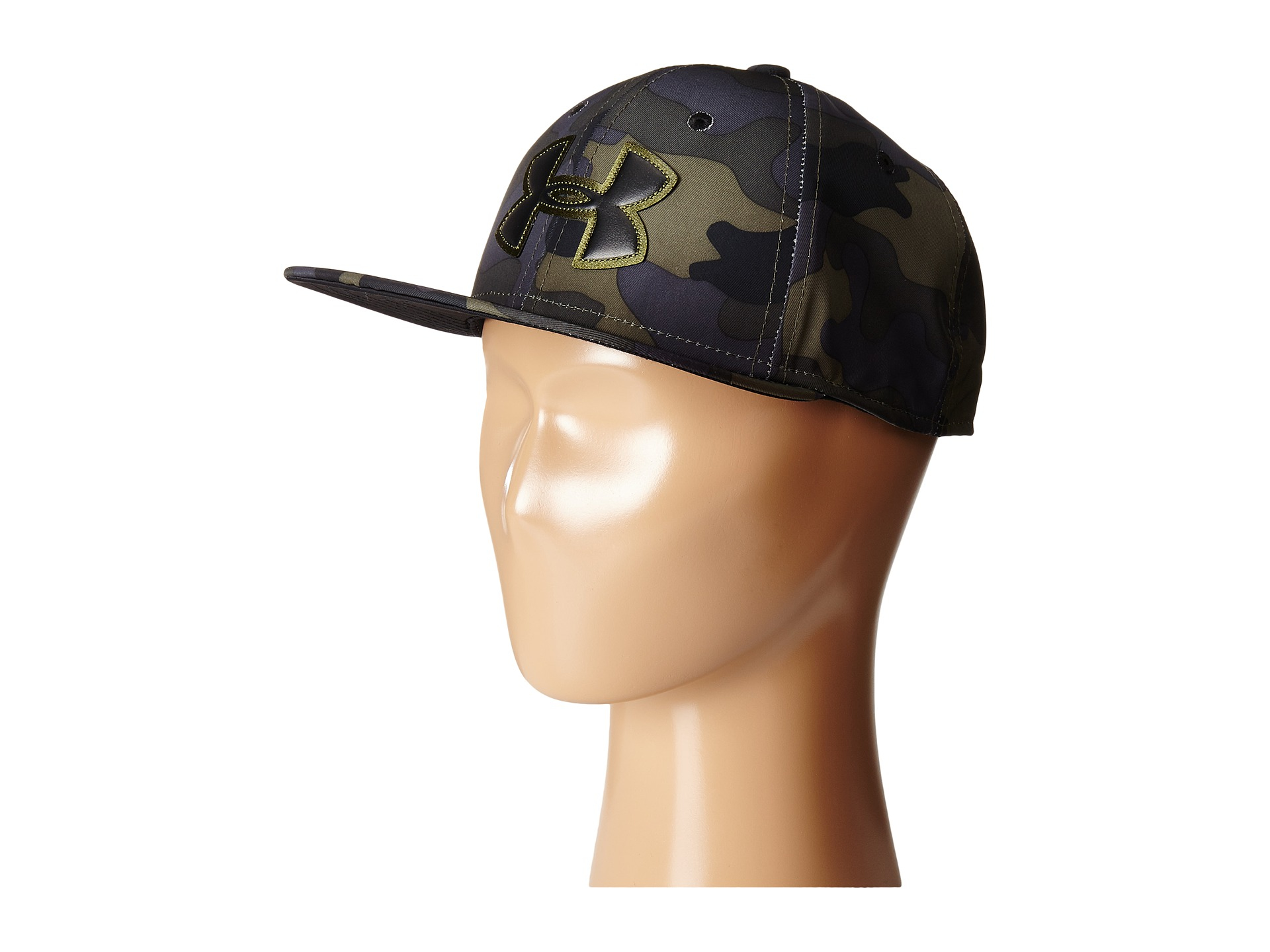 31a18b49cc0 Lyst - Under Armour Ua Huddle 2.0 Snap Back Cap (youth) in Brown for Men