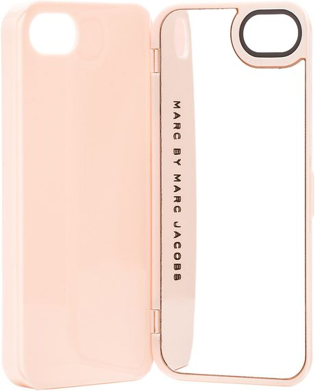 marc by marc jacobs standard supply compact mirror iphone. Black Bedroom Furniture Sets. Home Design Ideas