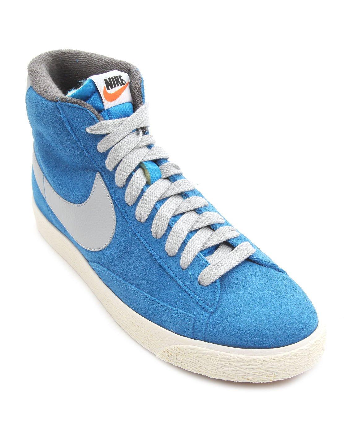 Nike Blazer Grey Shoes
