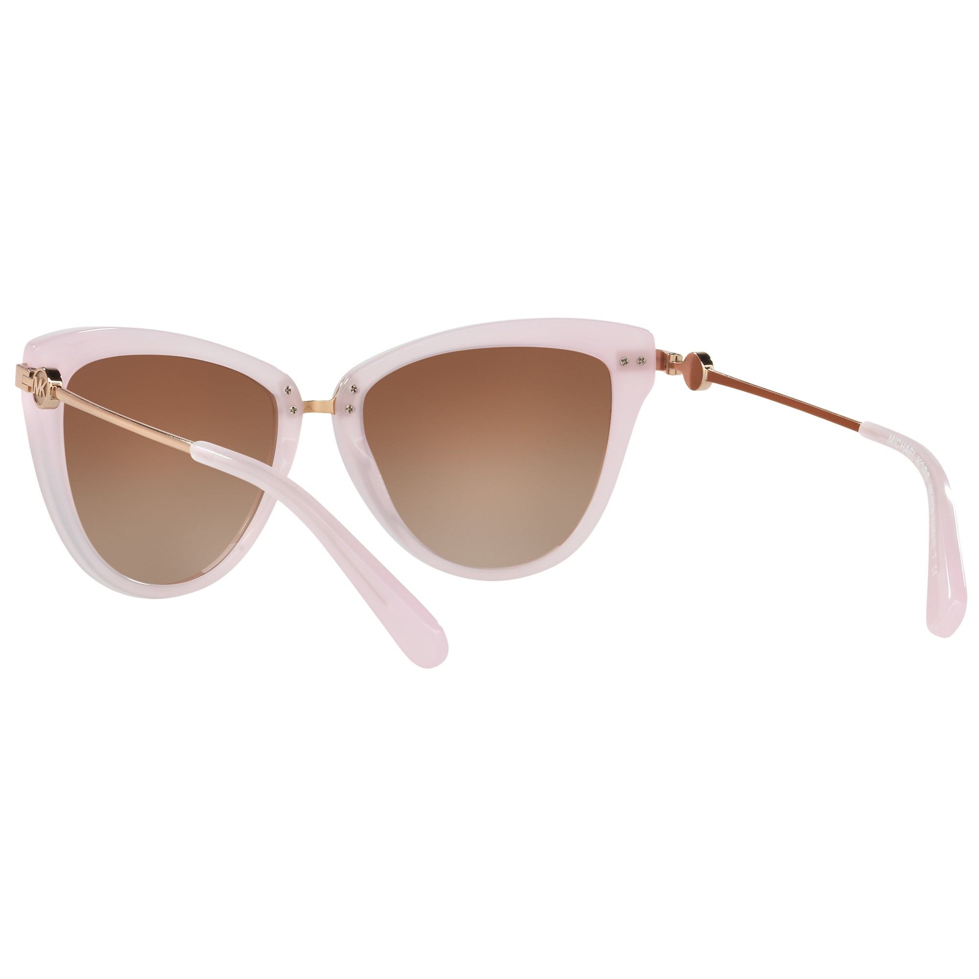 0e00d5fd9bff2 Michael Kors Mk6039 Abela Ii Cat s Eye Sunglasses in Pink - Lyst
