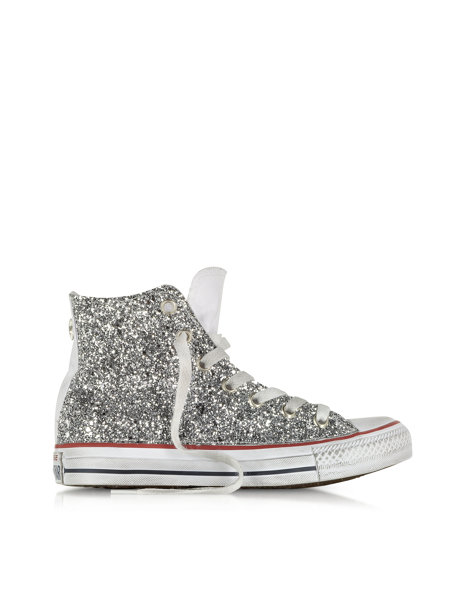 Silver Chiara ferragni shoes