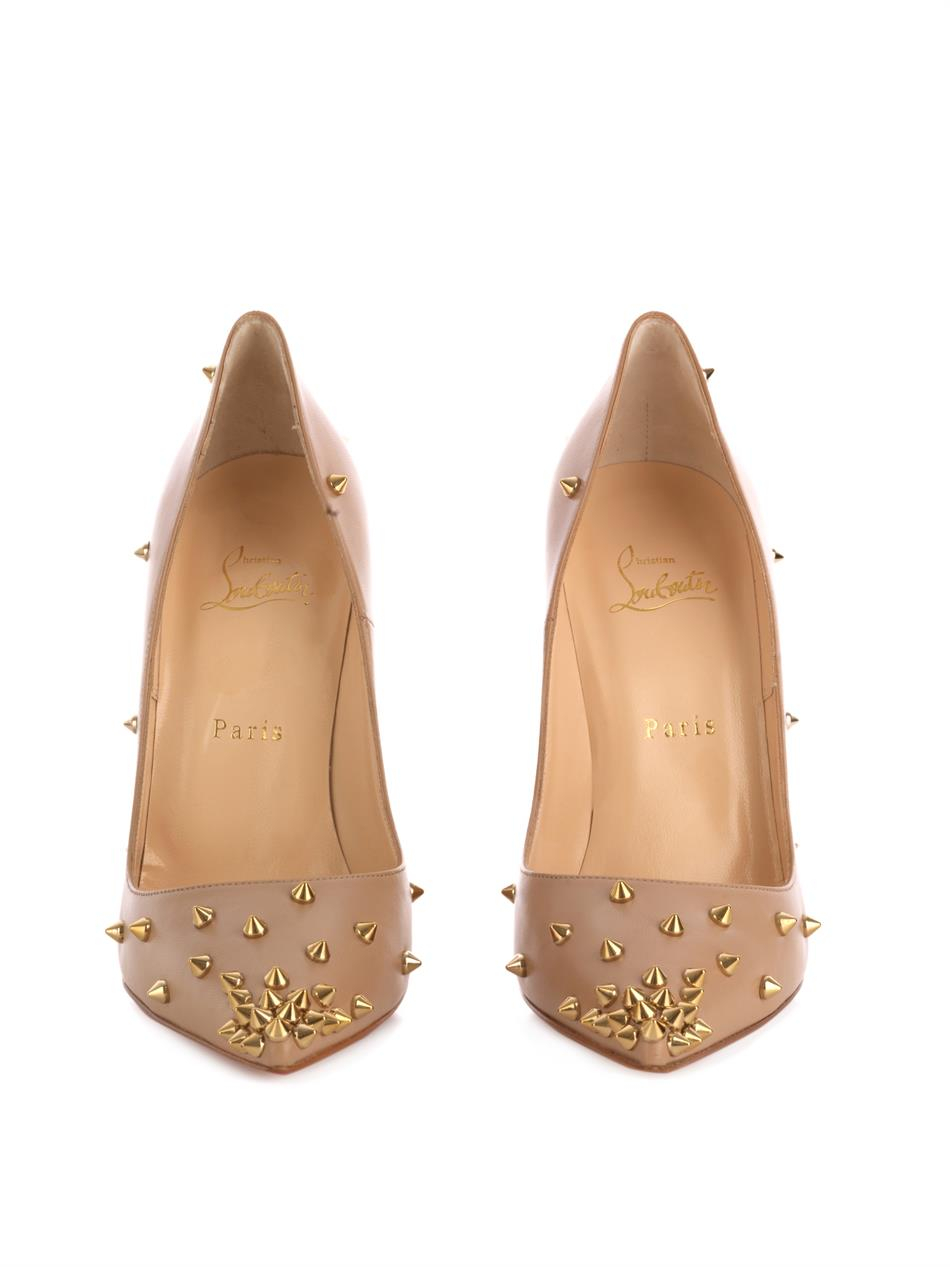 Christian Louboutin Stud Embellished Pumps Mens Spiked