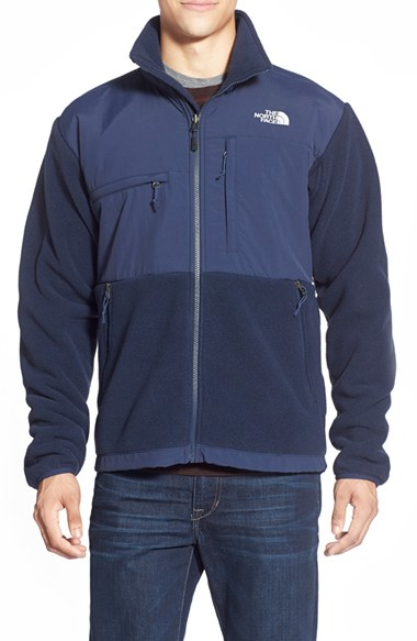 f5f13f0e2 The North Face Blue 'denali' Recycled Polartec 300 Fleece Jacket for men