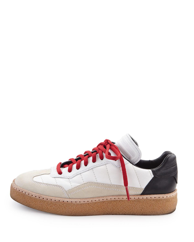Alexander wang Eden Colorblock Runway Low-top Sneaker in ...