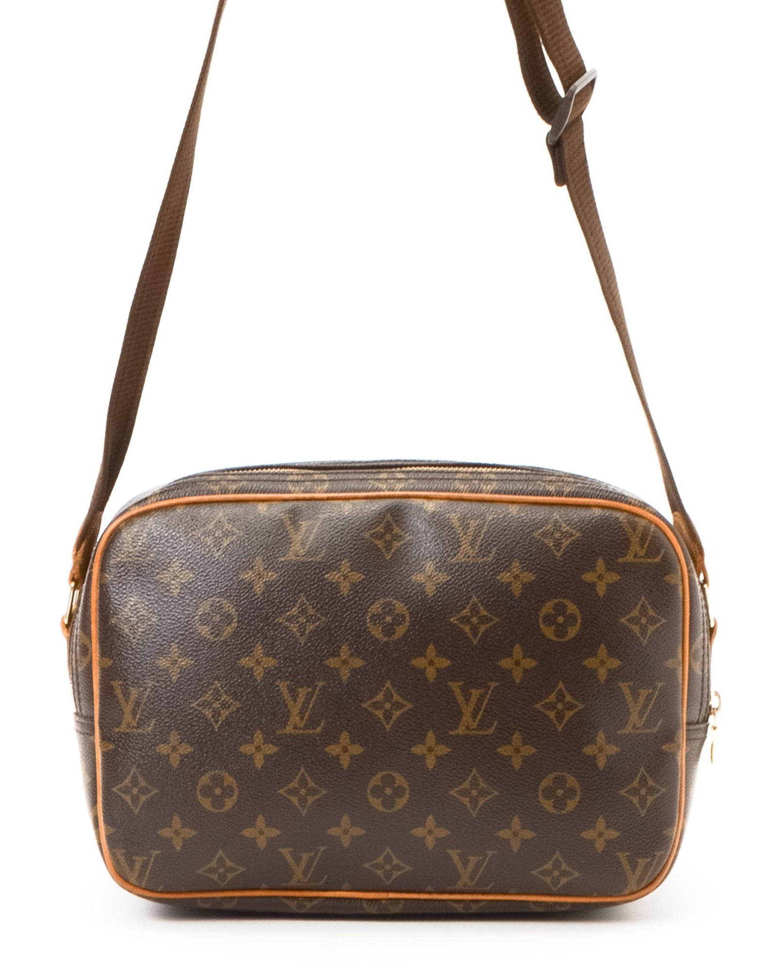 Popular Louis Vuitton Messenger Bag - Vintage In Brown | Lyst