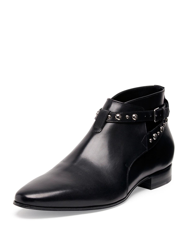 Saint Laurent Low boots